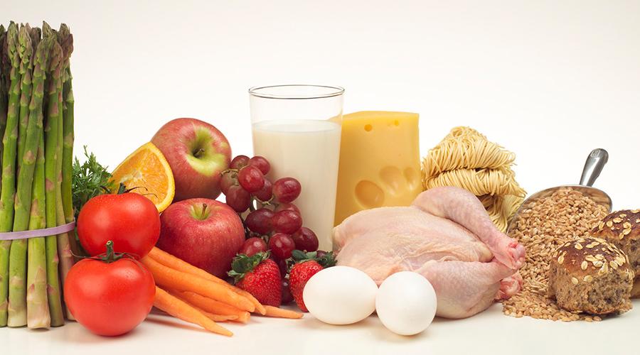 توصیه غذایی طب کل نگر
